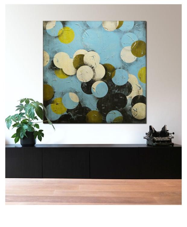 Supersized-Artwork - Black & Blue Mind Blowing XL - C7 - Image 0
