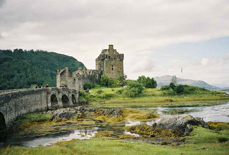 Eilean Donan Castle (4) -