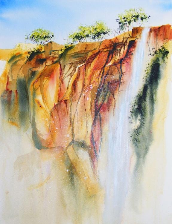 Spray on the Rocks - Image 0