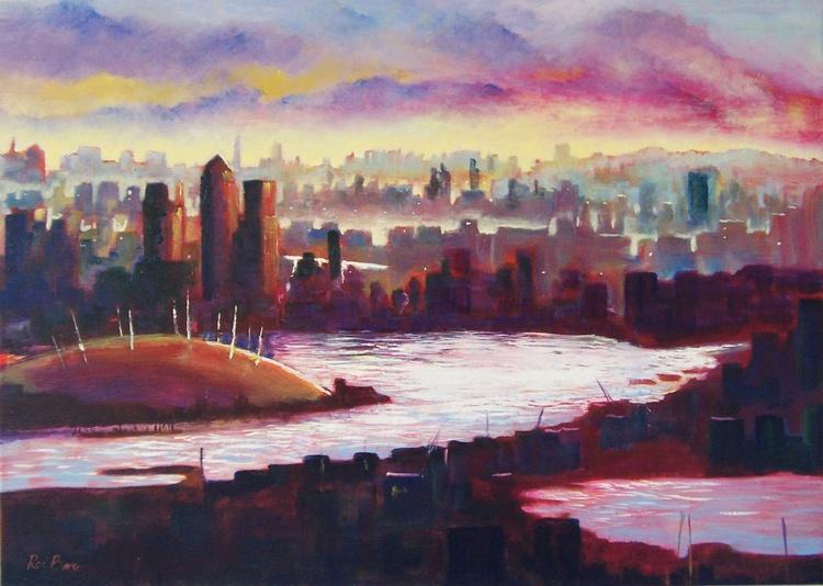 London at dawn - Image 0