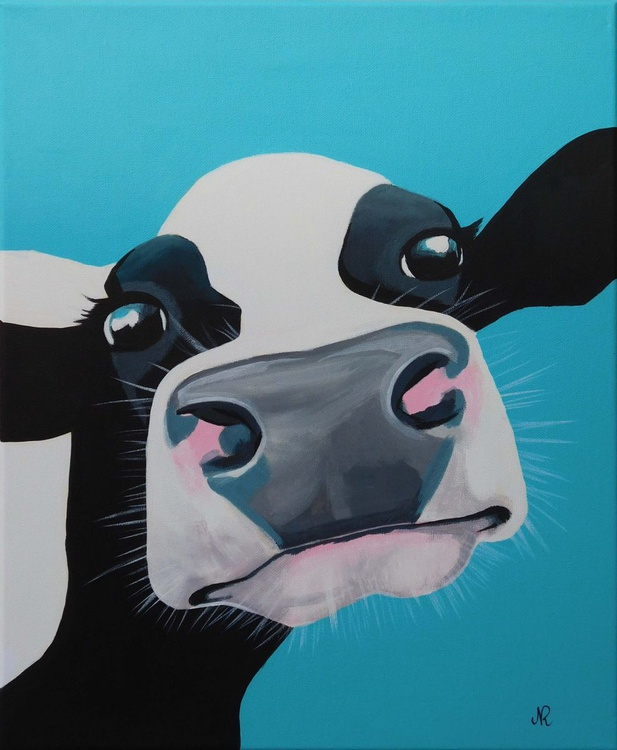 Something in the way she moos - Image 0
