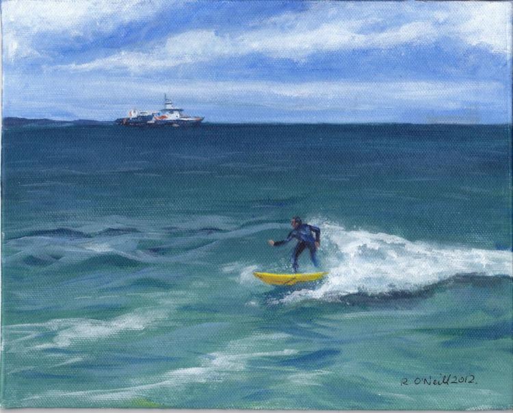 Cornwall surf - Image 0