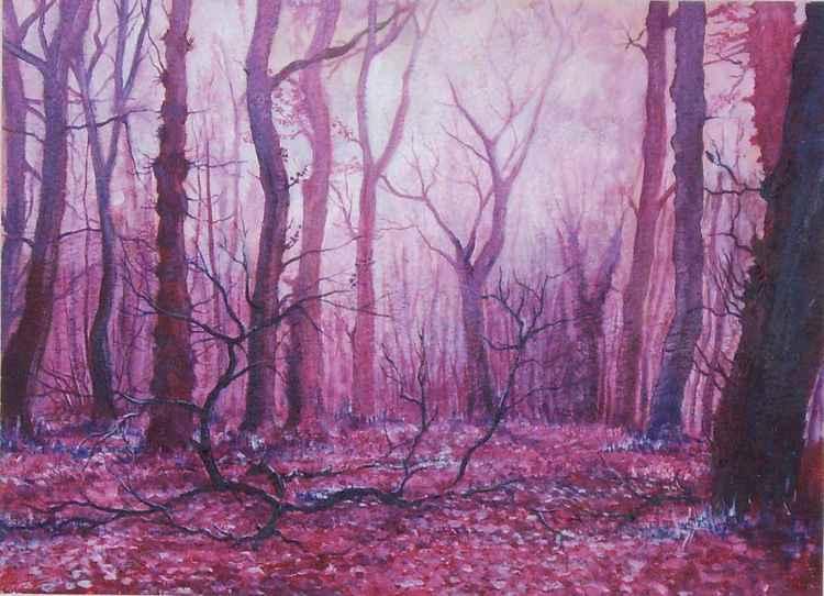 Autumn Mist 2 -