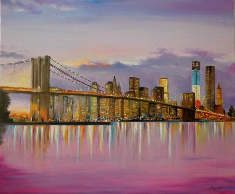 Sunset in Manhattan - Image 0