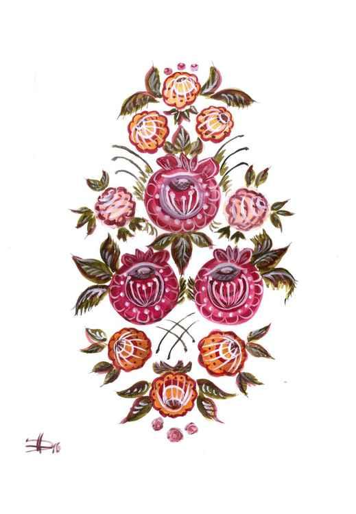 Rose Pattern -
