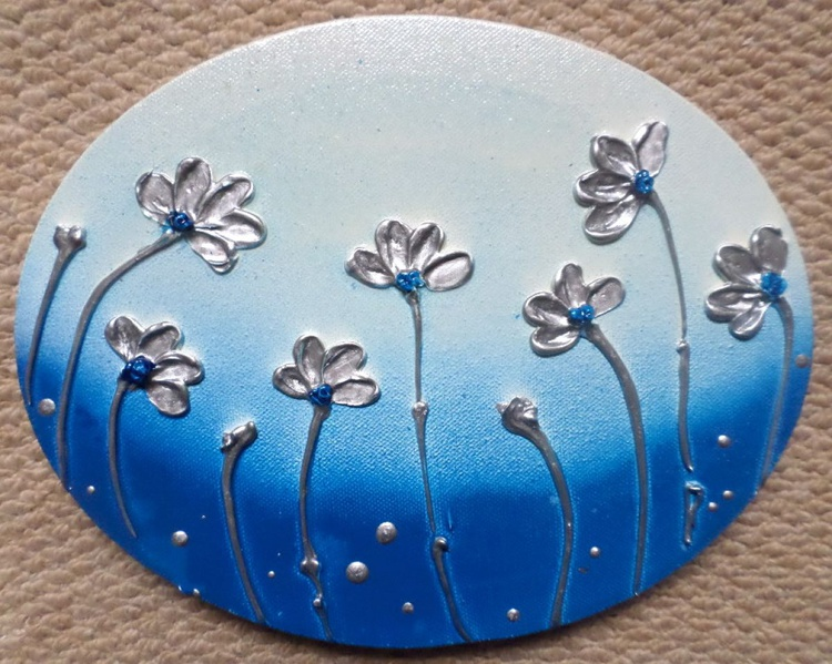 Silver Poppies - Image 0