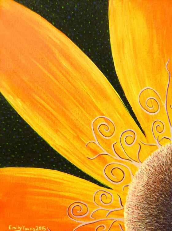Cosmic Flower -