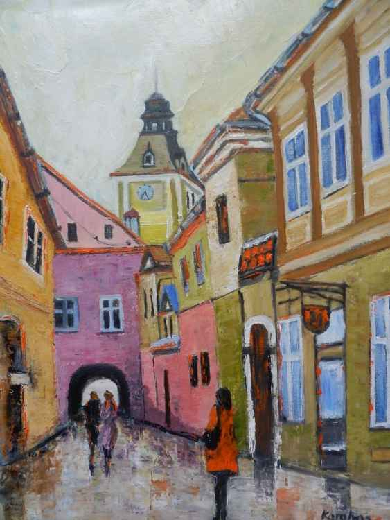 Enescu square -