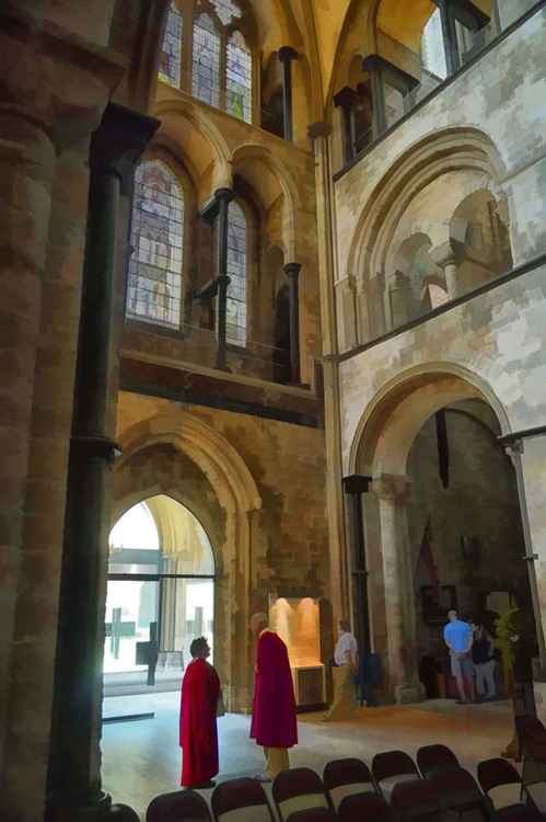 Chichester Cathedral Guides