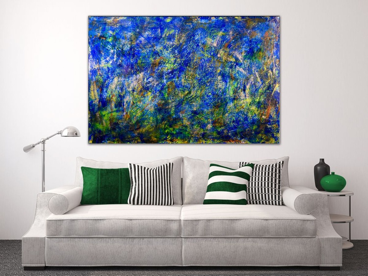 Magical spectra- Large Statement Piece! - Image 0