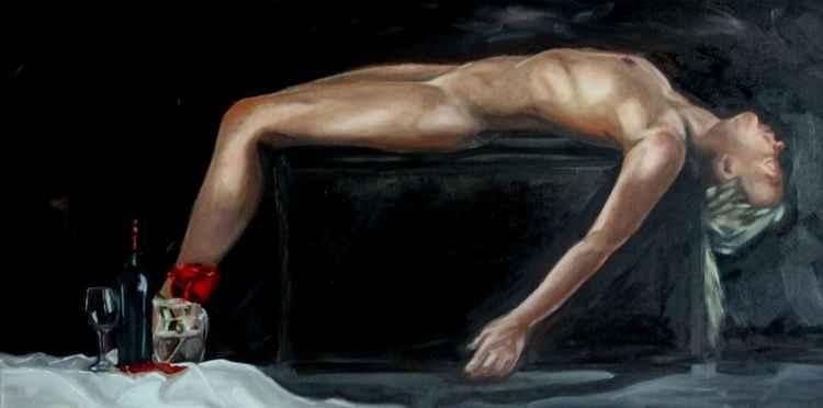 Lying Nude -