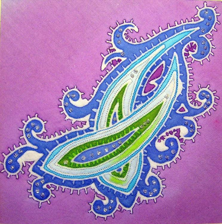 Purple Paisley - Image 0