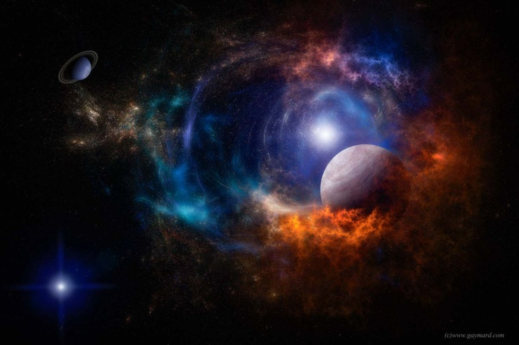Space scape II - Image 0