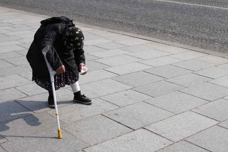 Beggar -