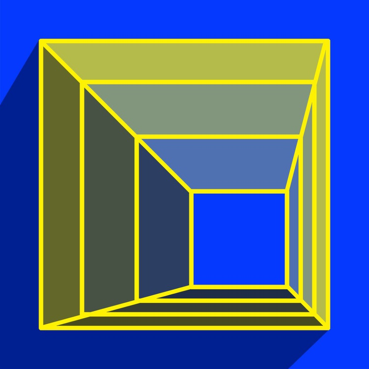 Pyramid in Yellow - Image 0