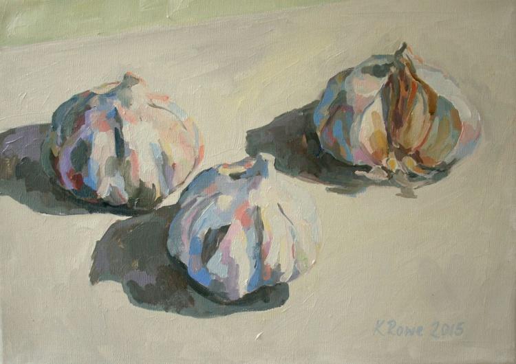 Garlic bulbs - Image 0