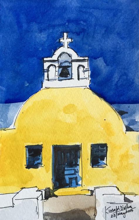 Yellow Chapel - Image 0