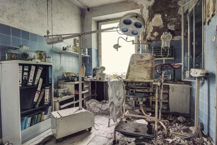 The last patient -