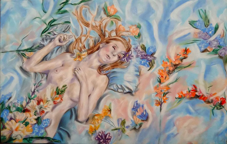 Flower nymph - Image 0
