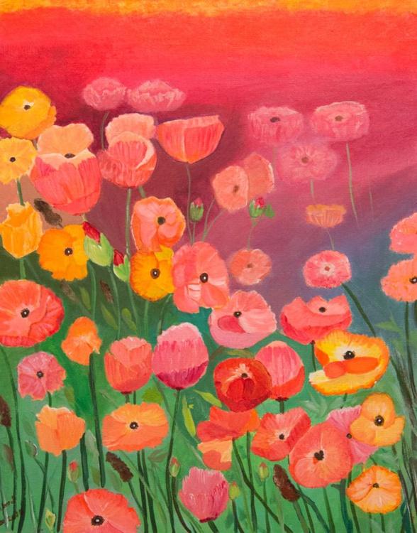 Happy flowers - Image 0