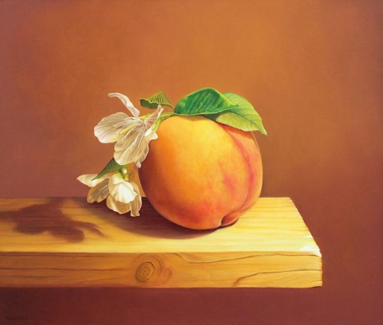 Peach in Bloom - Image 0