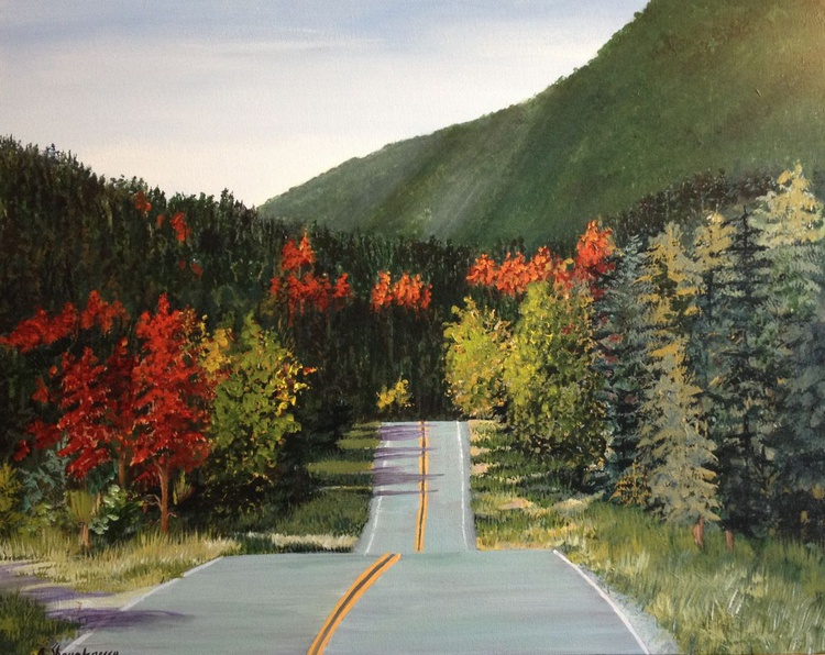 Trans-Canada Highway, Alberta - Image 0
