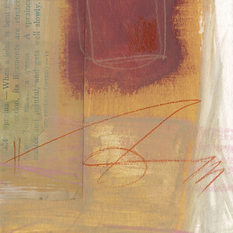 Abstraction 16 - 21 - Abstract Mixed Media Painting - Image 0