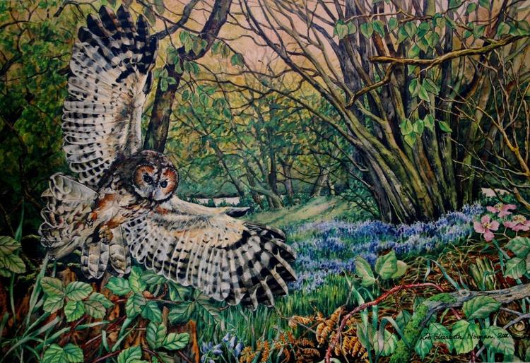 Woodland Hunter - Image 0