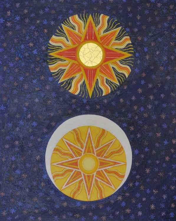Assyrian Suns -