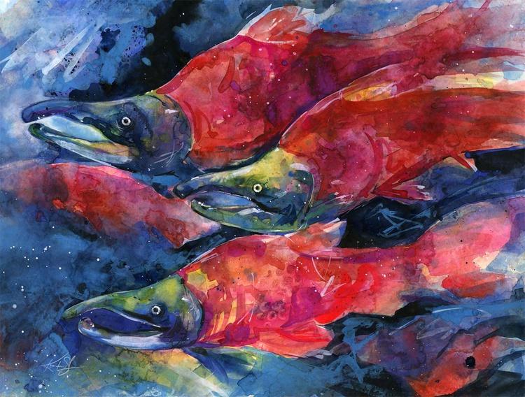 Sockeye Salmon - Image 0