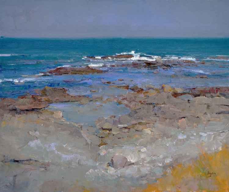 The Black sea. Bulgaria -