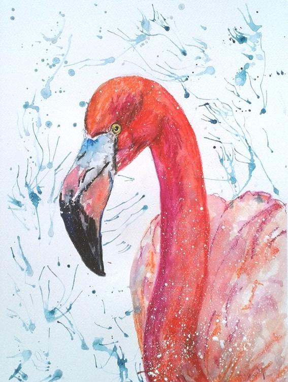 """""""Flamingo"""" - Image 0"""