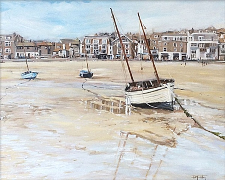 The beautiful Celeste, St Ives - Image 0