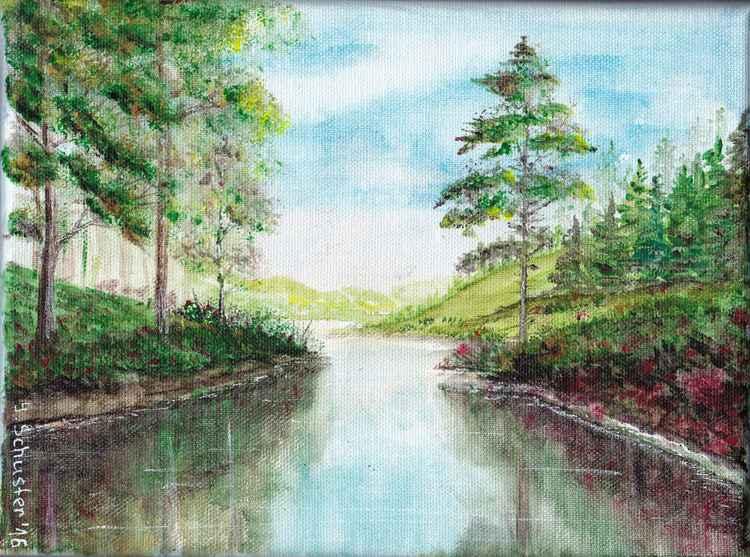 small landscape 2 -