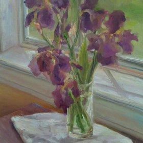 """""""Irises"""" by Alexander Koltakov"""