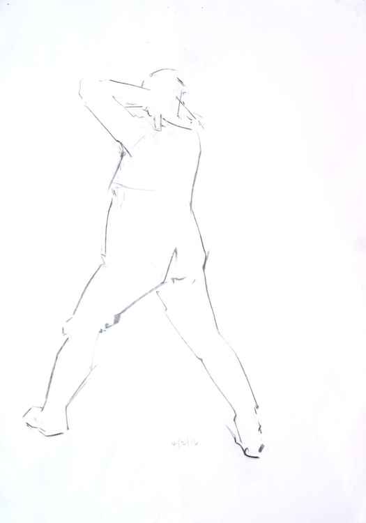 Life Drawing No 55 -
