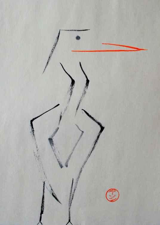 clean heron -