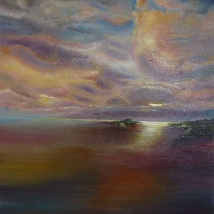 Shifting Clouds - Image 0