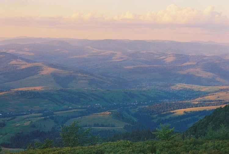 Carpatian Landscape 2