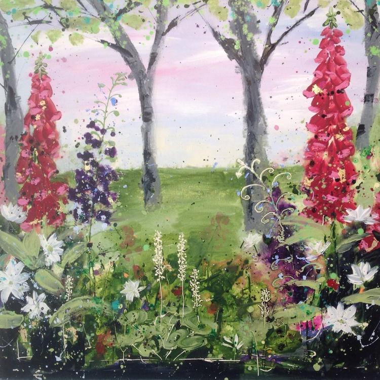Woodland Flowers - Image 0