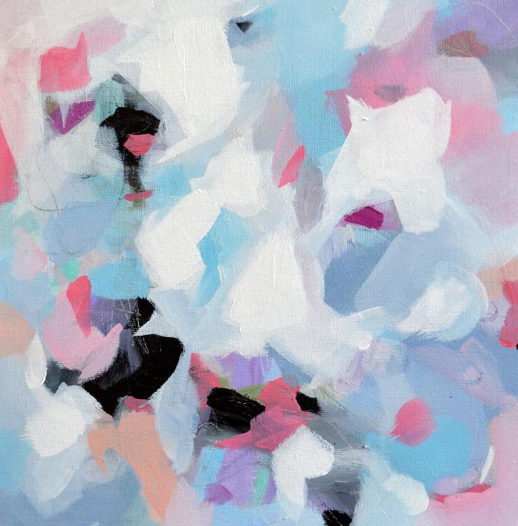 Maria - Original Abstract Painting - Image 0