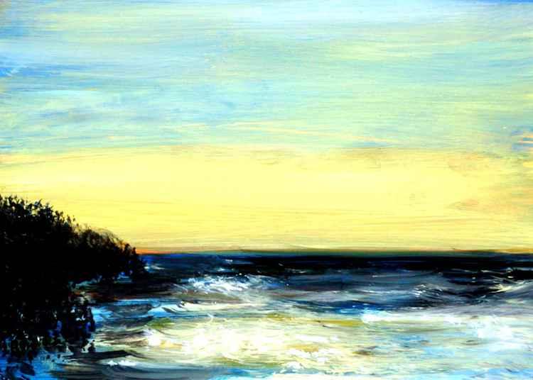 Pacific Coast Morning -