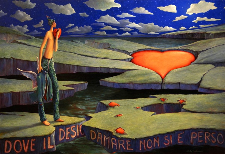 WHERE THE DESIRE TO LOVE DID NOT LOST - - Image 0