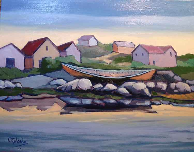 Peggy's Cove, Nova Scotia, Canada -