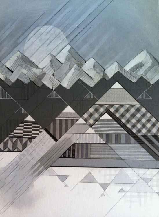 Geometry's Valley