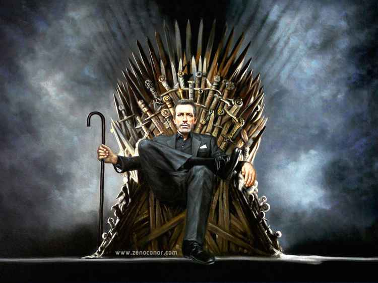 House (IRON THRONE) -