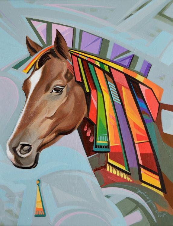 Balkan horse - Image 0