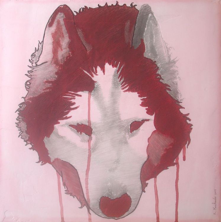 Husky Carved II - Image 0
