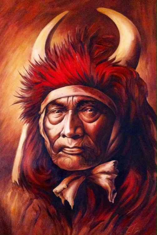 Bull Chief -