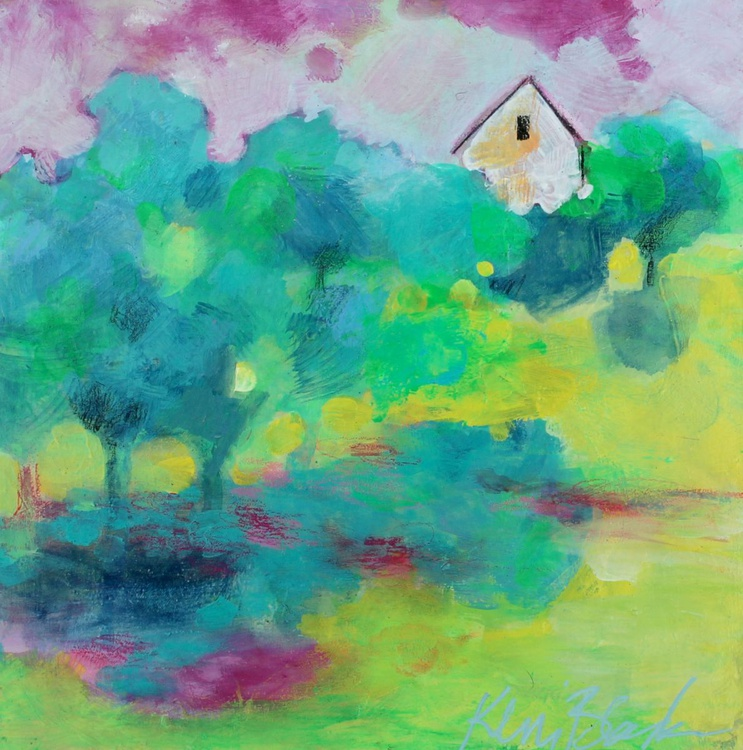 The House in the Orchard - Image 0